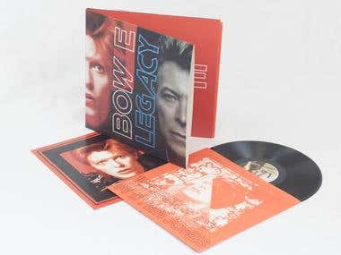 David Bowie record by MPO
