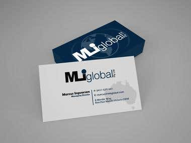 MLIGlobal Business Card
