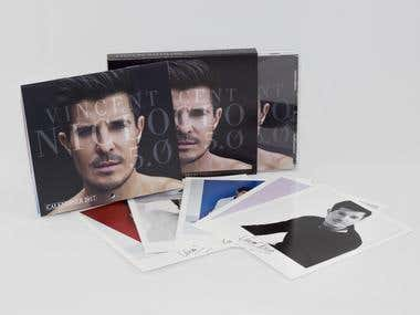 Vincent Niclo calendar by MPack