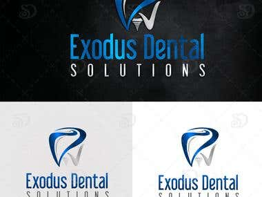 Logo and Flyer Design for Exodus