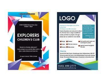 Flyer Design Showcase