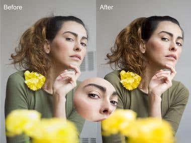 Skin Photo Retouch