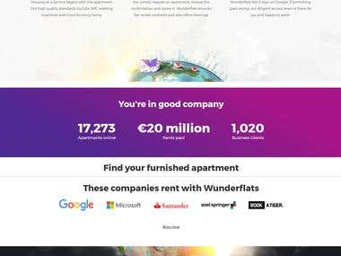 Rent furnished apartments