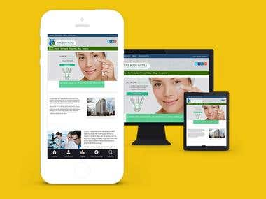 Develop Complete Responsive e-Commerce Website