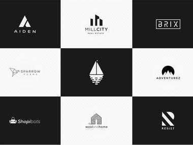 Outstanding, professional, eyecatching logo design
