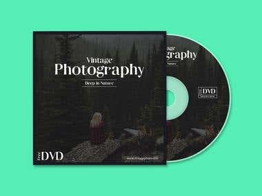 DVD design