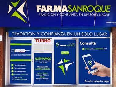 """Pharmacy """"San Roque"""""""