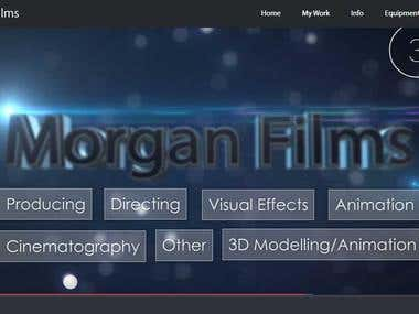 Jaredmorganfilms Worpdress Theme