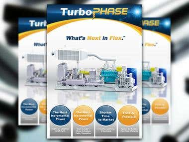 Brochure Design for Turbo Phase