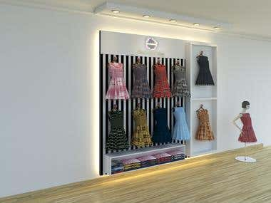 A Retail Wall