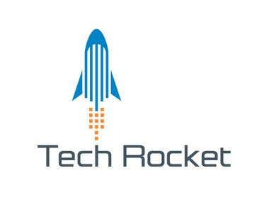tech rocket