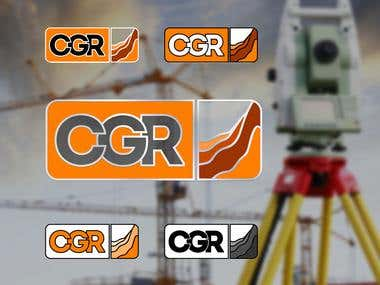 "Logo design for company ""CGR"""