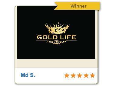 Wining Logo Design