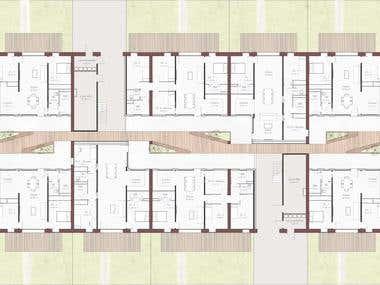 Enhanced floor plans