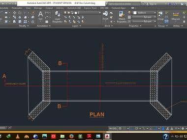 Design of Box Culvert