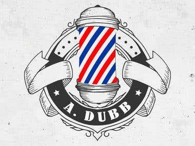 Logo Design for a Barber Shop