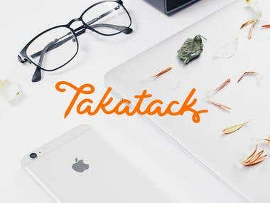 Takatack Logo Redesign