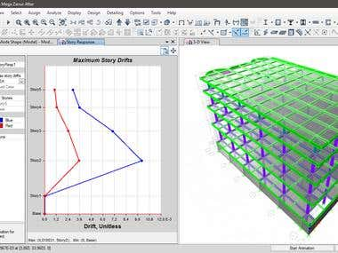 Building Structure Analysis