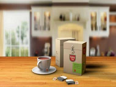 3D Product & Object Design Rendering