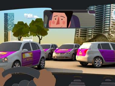 CARVERTISE.PK pakistan first automobile branding company