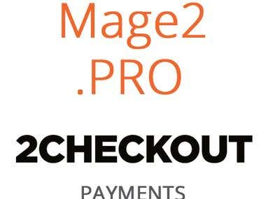 2Checkout integration with Magento 2