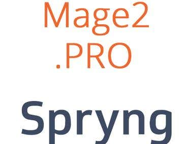 Spryng Payments integration with Magento 2