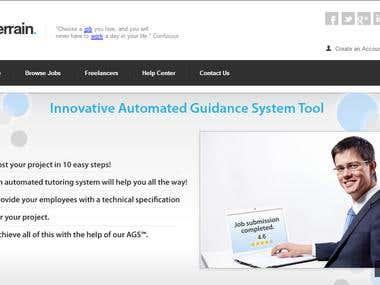 Job Portal e-commerce Web App