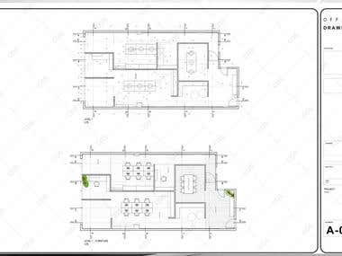 Office Shop Plans