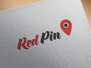 Red Pin Logo