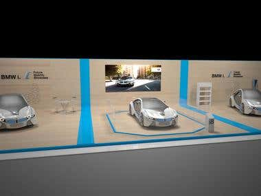 BMW - 3D model