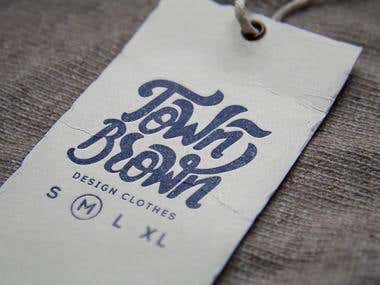 Logo design for clothing company