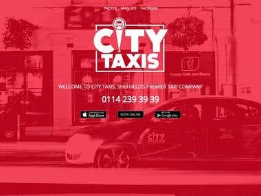CityTaxi.com website