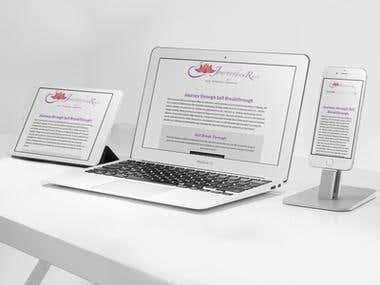 Wordpress Website For Self Help Blogger