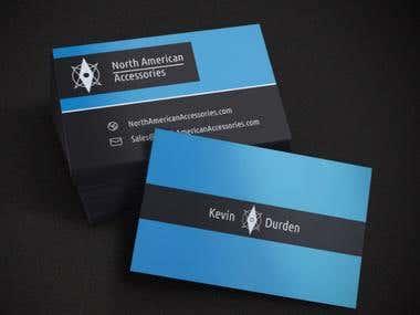 Design a Logo & Business Card