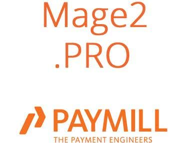 Paymill integration with Magento 2