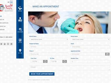 Patient Visit , and Doctor appointment System