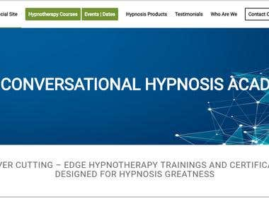THE CONVERSATIONAL HYPNOSIS ACADEMY