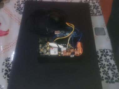 IOT project (Car Security System)