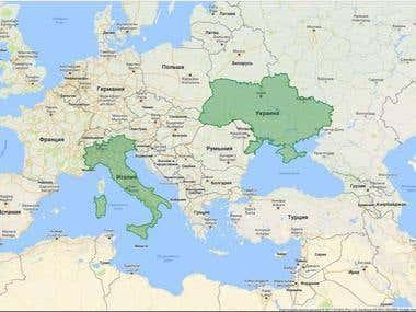 Google Map Customizer