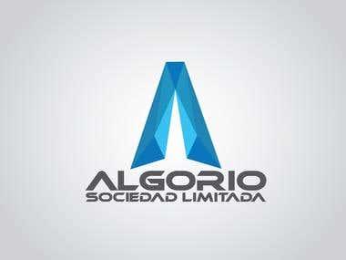 algorio Logo Project