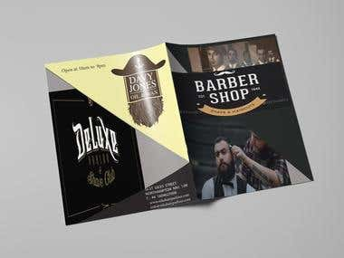 Brochure(Bi-fold)