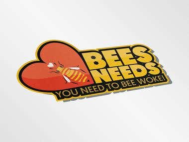 BeesNeeds Branding