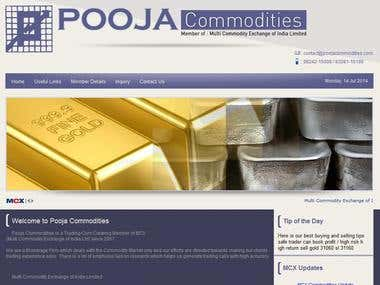 Pooja Commodities