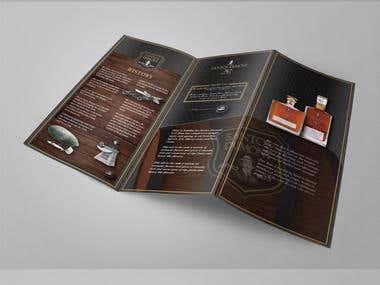 RUM Tri-fold Brochure