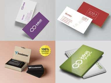 infiniti lifestile +XAM business card