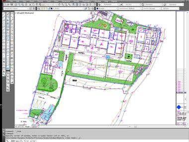 Auto CAD design