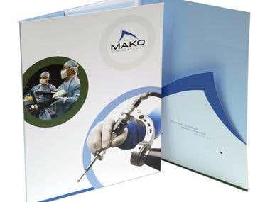 Brochure & Folder Design