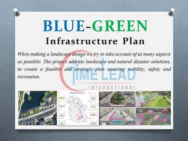 ARCHITETURE _ BLUE-GREEN Infrastructure Plan