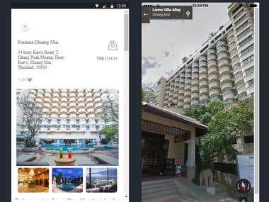 Hotel Book App
