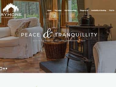 Designing Website